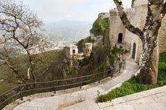 ландшафт Сицилия стоковое фото rf