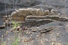 Ландшафт скалистый стоковая фотография rf