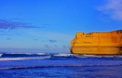 ландшафт скалы прибрежный Стоковые Фото