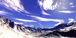 ландшафт славный Стоковые Фото
