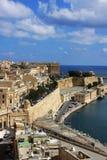ландшафт среднеземноморской Стоковое Изображение RF