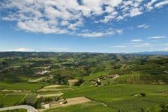 ландшафт страны стоковое изображение