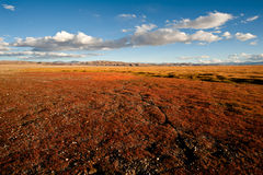Ландшафт Тибета Стоковые Изображения RF