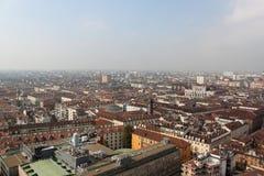 ландшафт урбанский стоковое фото