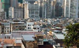ландшафт урбанский Стоковые Фотографии RF