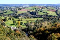 Ландшафт Уэльса Стоковое Изображение
