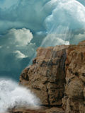 ландшафт фантазии Стоковая Фотография RF