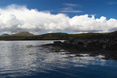 ландшафт Шотландия Стоковое фото RF