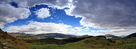 ландшафт Шотландия Стоковые Фото