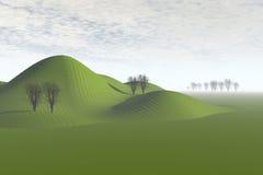 ландшафт бесплатная иллюстрация