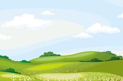 ландшафт Стоковые Фотографии RF