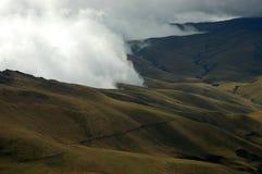 ландшафт andes эквадора типичный Стоковое фото RF
