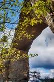 ландшафт brana pravcicka естественный стоковые фото