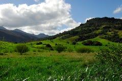 ландшафт caledonia новый стоковая фотография rf