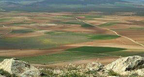 ландшафт consuegra стоковые изображения