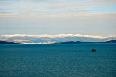 Ландшафт Corfu стоковое фото
