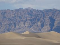 Ландшафт Death Valley стоковые фотографии rf
