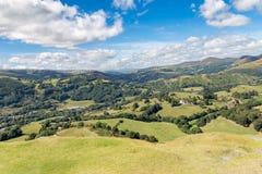Ландшафт Denbigshire, Уэльс, Великобритания Стоковое Изображение