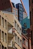 ландшафт hague Голландии урбанский Стоковое фото RF