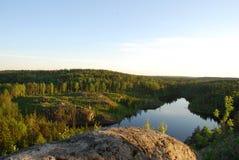 ландшафт karelia Стоковое Фото