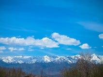 Ландшафт ladakh Lah, Индии Стоковая Фотография