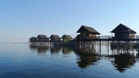 ландшафт myanmar Стоковые Фото