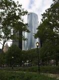 ландшафт New York города Стоковые Изображения