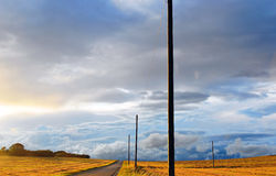 ландшафт swabian alb стоковая фотография