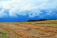 ландшафт swabian alb стоковое изображение rf