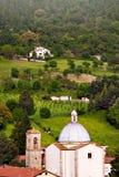 ландшафт tuscan изображения типичный Стоковые Изображения