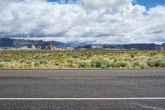 Ландшафты Аризоны Стоковые Изображения RF