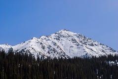 Ландшафты горы Стоковая Фотография