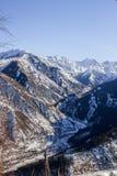 Ландшафты горы Стоковые Изображения RF