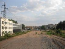 Ландшафты и городская фотография Стоковая Фотография RF