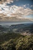 Ландшафты Мальорки Стоковое фото RF