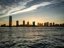 Ландшафты Нью-Йорка стоковые изображения rf