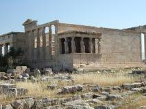 Ландшафты древней греции Стоковая Фотография