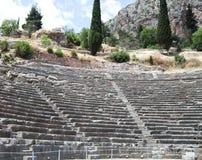 Ландшафты древней греции Стоковые Фотографии RF