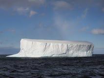 Ландшафт айсберга Антарктики Стоковая Фотография RF