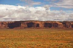 Ландшафт Аризоны сырцовый Стоковая Фотография RF