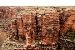 Ландшафт Аризоны Стоковые Изображения RF