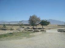 Ландшафт Афганистана Стоковые Фото
