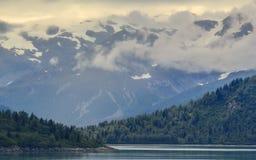 Ландшафт Аляски стоковая фотография rf