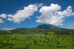 Ландшафт Бали Стоковые Изображения RF