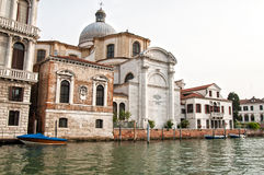 Ландшафт Венеции Стоковое Изображение