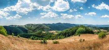 Ландшафт, взгляд от Baniste с ol Стоковое фото RF