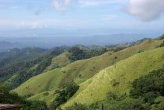 Ландшафт в Коста-Рика Стоковые Изображения RF