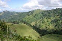 Ландшафт в Коста-Рика Стоковое Фото