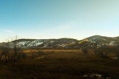 Ландшафт в монастыре Songzanlin Стоковое фото RF