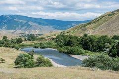 Ландшафт в Georgia Стоковое фото RF